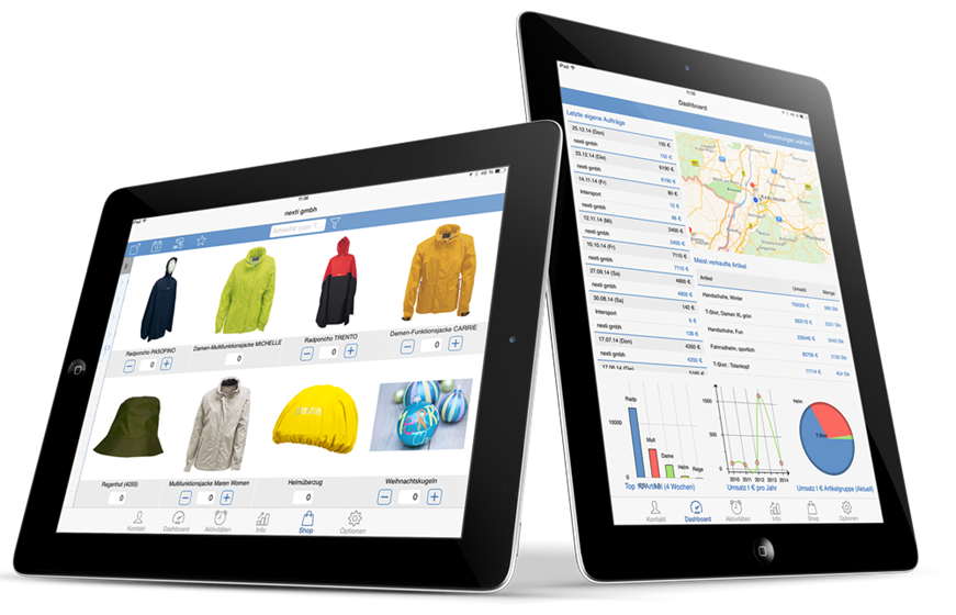 Microsoft Dynamics AX Retail - Multichannel der neuen Dimension